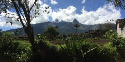 Natuur coaching in Ecuador